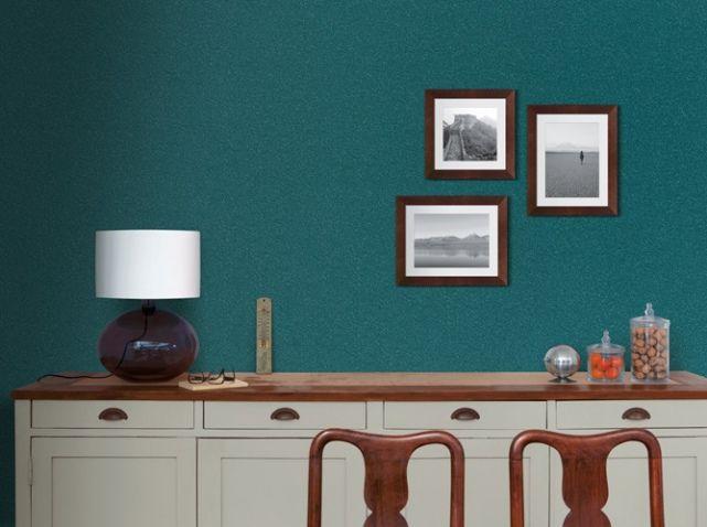 vert ou bleu ce mur qu 39 importe du moment que l 39 ensemble ait du style bleu comme un. Black Bedroom Furniture Sets. Home Design Ideas