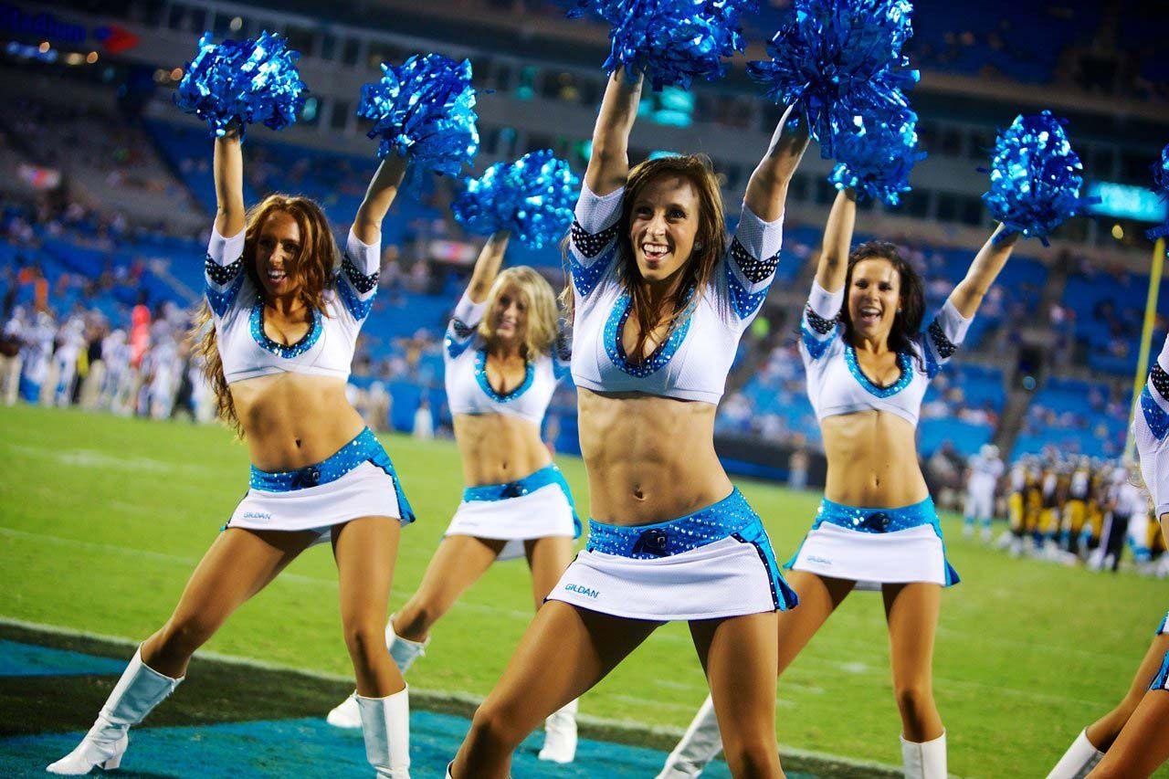 Who Has The Best Looking Cheerleaders In The NFL