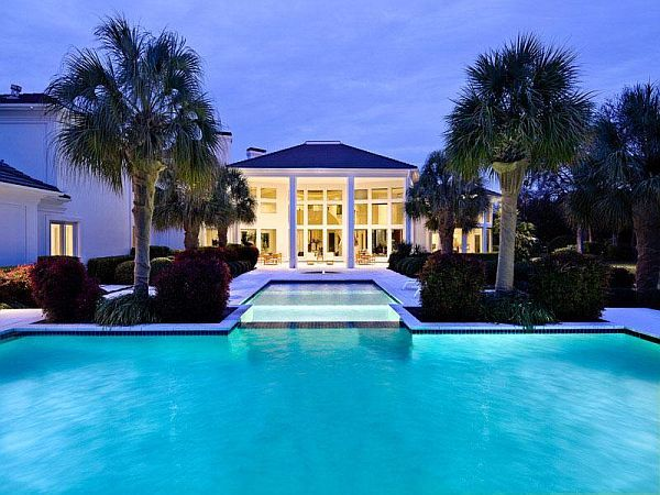 Sophisticated Residence In Plano For Sale Cool Pools Pool