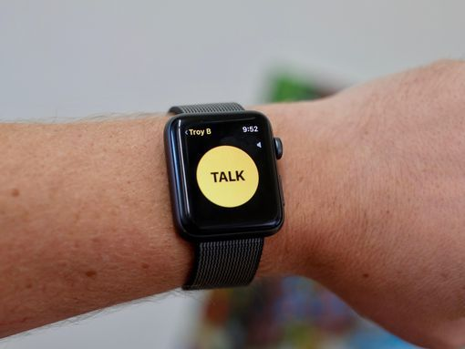 Apple Watch How to quickly turn on WalkieTalkie mode