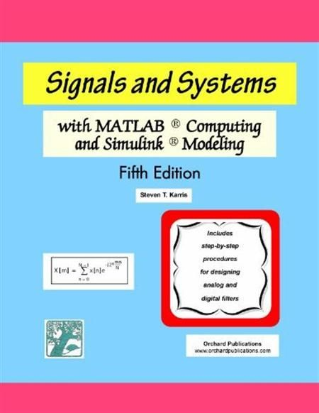 Download Signals and Systems with [MATLAB] Computing and Simulink