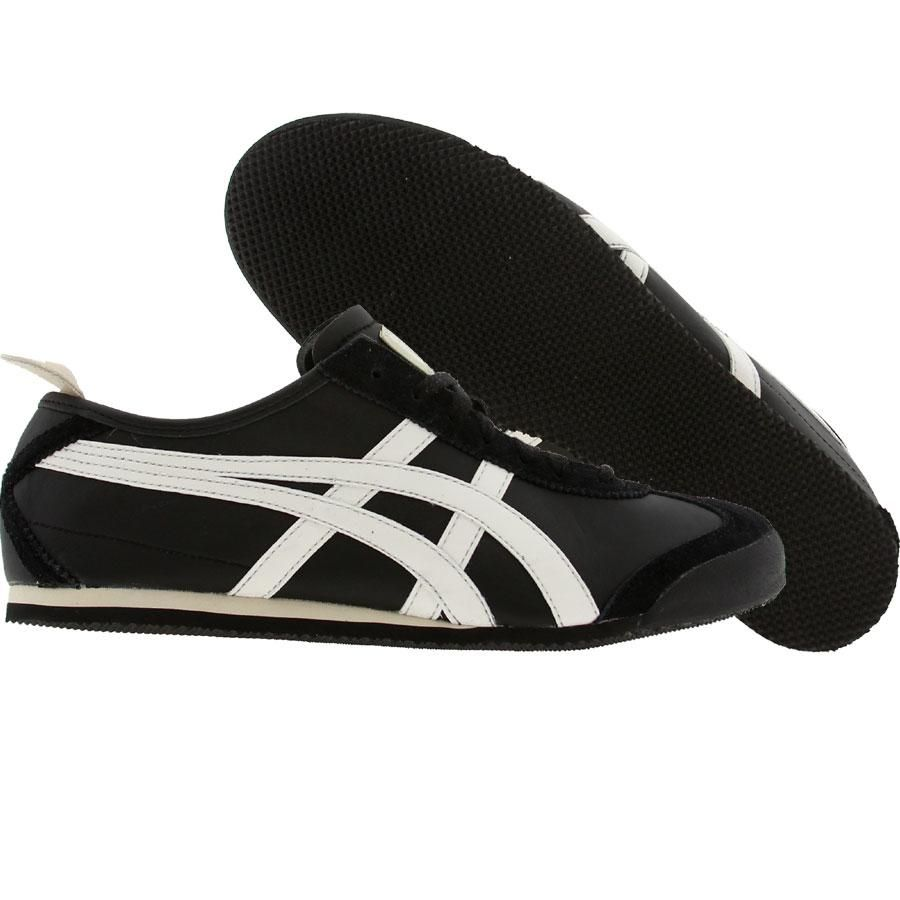 new concept 04ca4 8d634 Asics Onitsuka Tiger Mexico 66 (black / off white) Asics ...