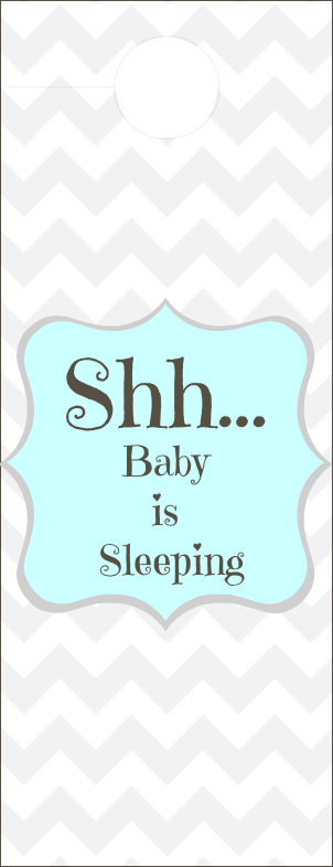 photograph regarding Baby Sleeping Sign Printable titled Pin upon Little one