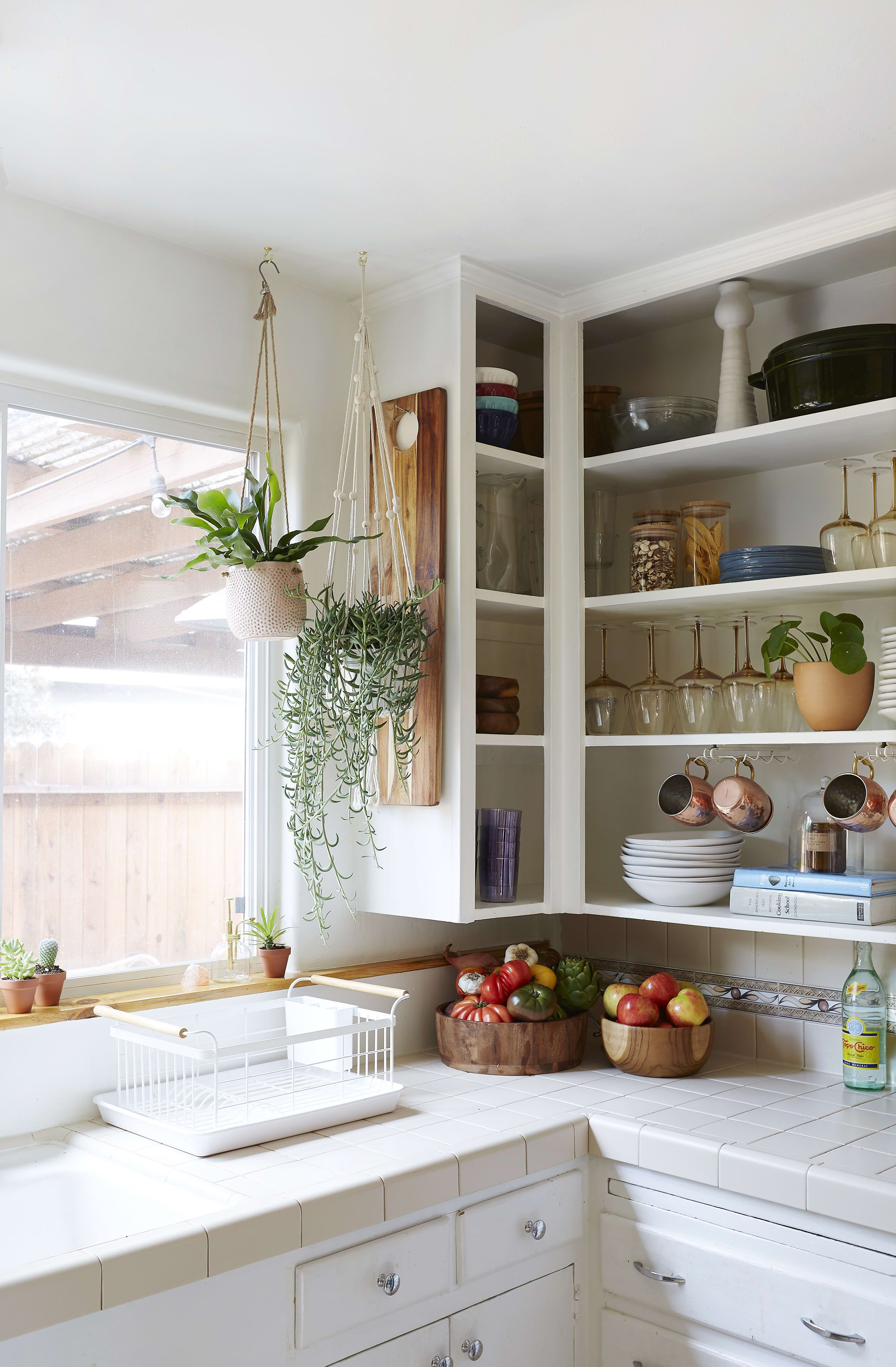 This Kitchen Cabinet Design Hack Is A Renter S Dream Simple