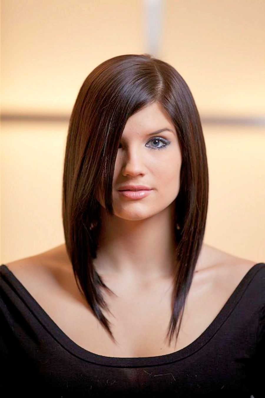 10 Hairstyles For Medium Length Hair and awesome hairstyle
