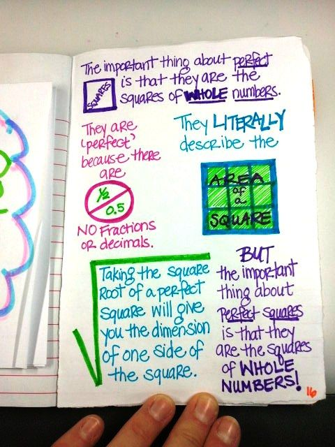 Math Foldable Compare Terms And Keeping Track Of Multiple Steps