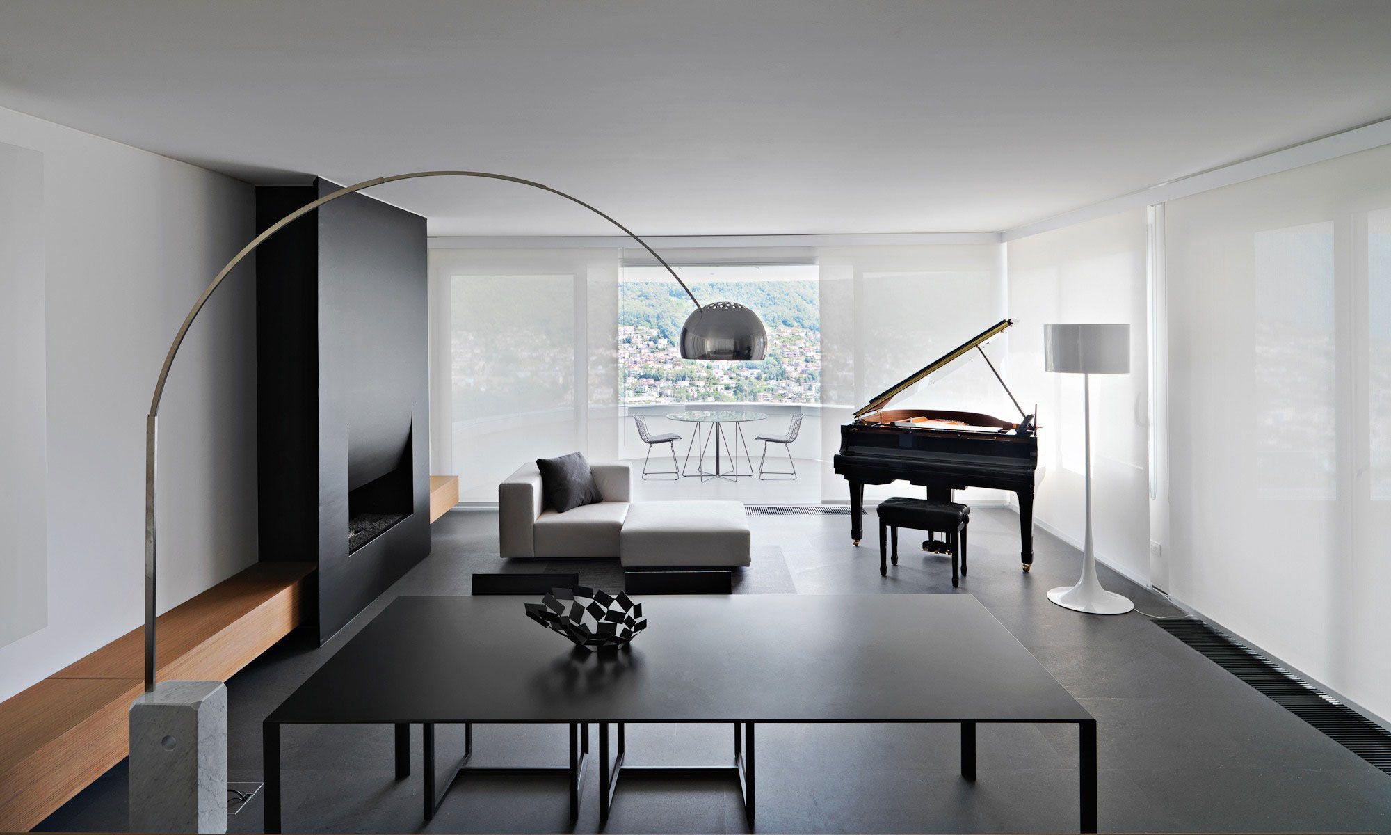 70 moderne, innovative luxus interieur ideen fürs wohnzimmer, Haus Raumgestaltung