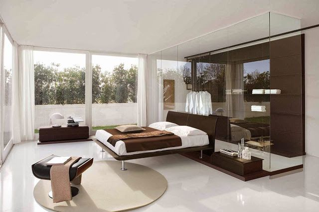 Luxurious Italian Bedroom Furniture For Interior Design : White Small  Bedroom Contemporary Italian Bedroom Furniture Design With Bright Inte.