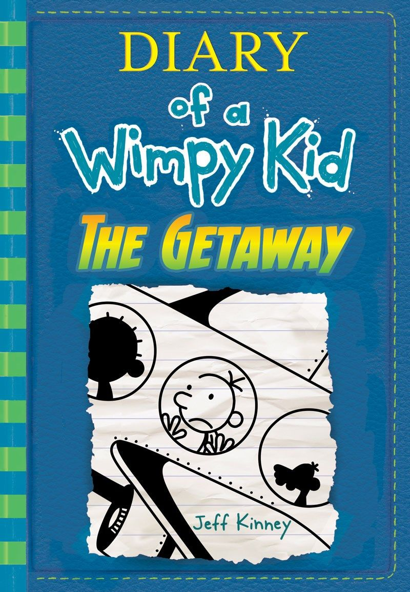 Releasing November 7th 2017 Diary Of A Wimpy Kid 12 The Getaway Isbn 9781419725456 13 95 To Escape The Stress O Wimpy Kid Books Wimpy Kid Series Wimpy Kid