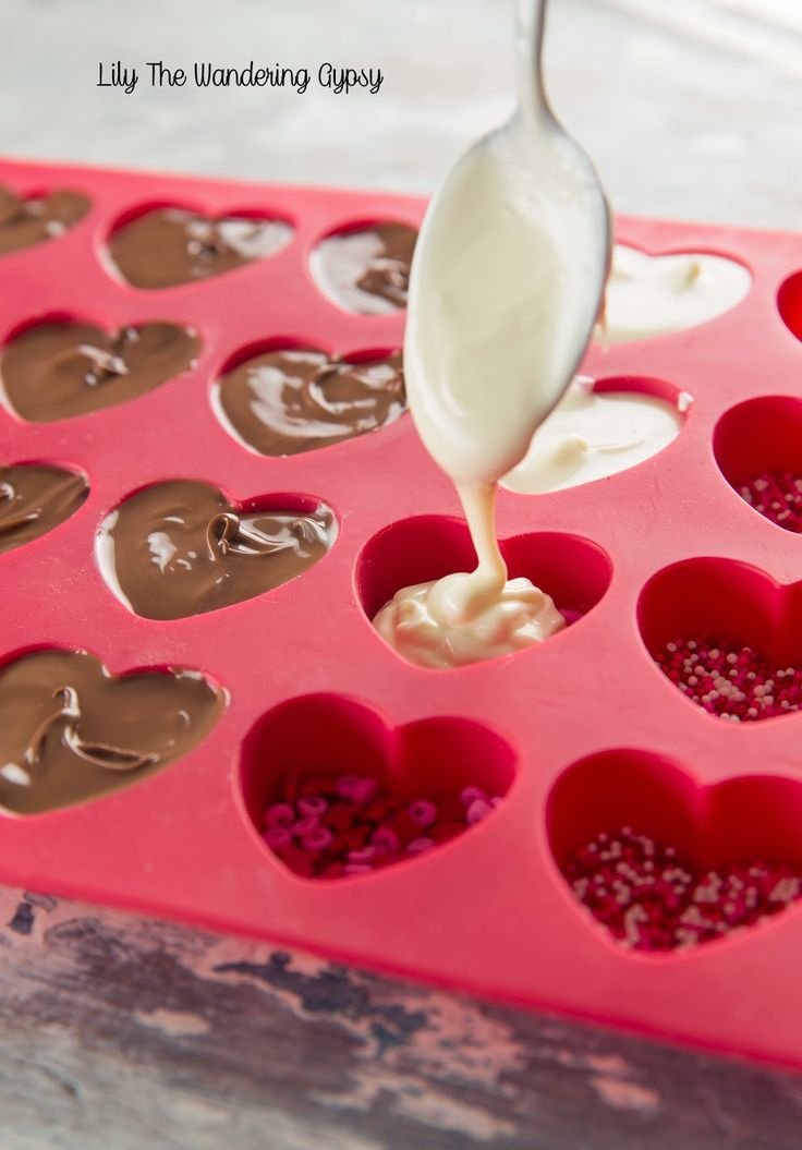 Unusual 64 Staggering Valentines Day Chocolate Making Pictures ...
