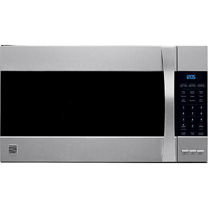Kenmore Elite 80373 1 8 Cu Ft Over The Range Convection