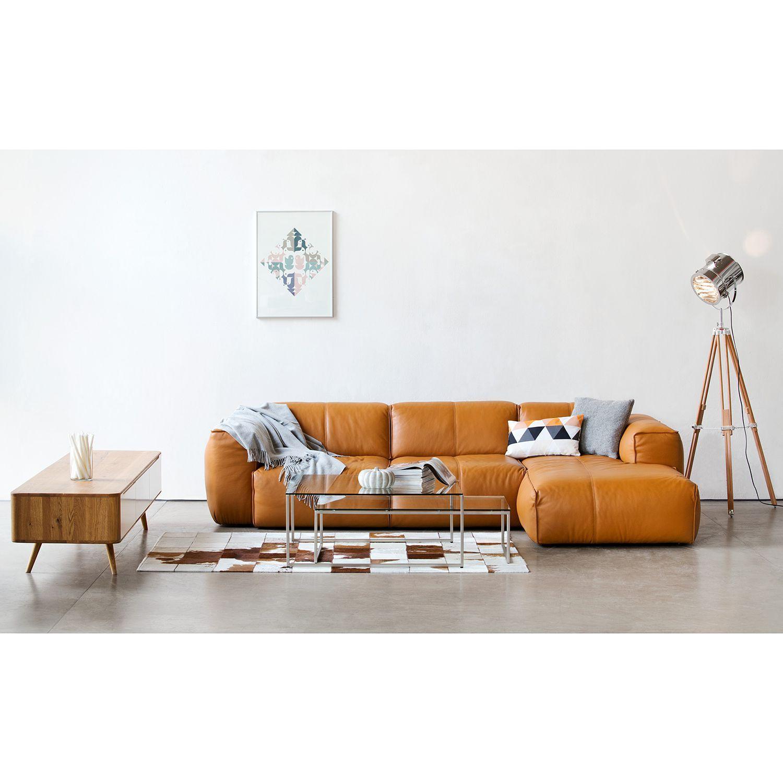 Ecksofa Hudson IV Echtleder in 2019 | Sofa, Wohn möbel und