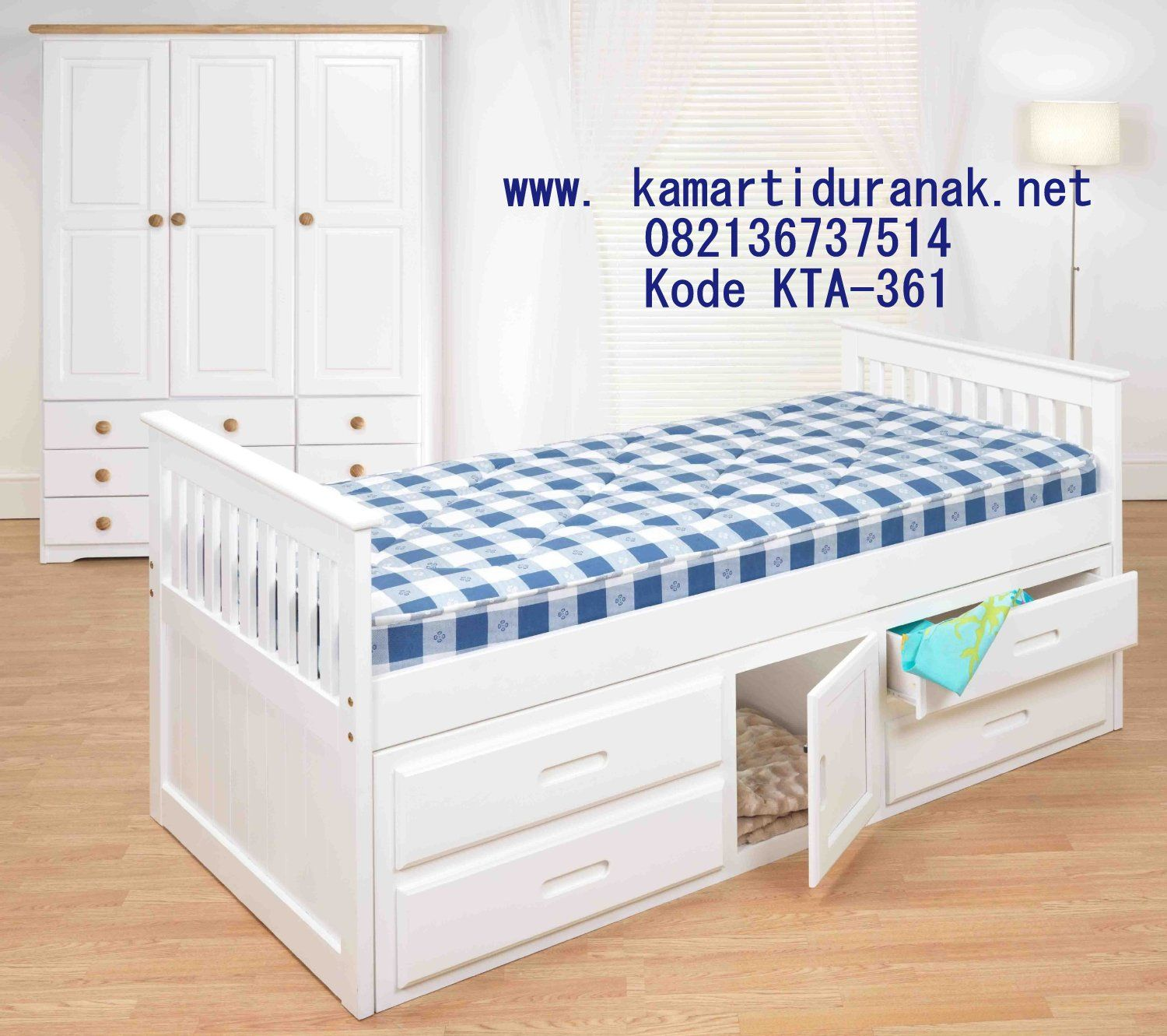 Low Single Bed Frame With Storage