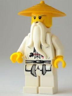 Wu Gold Hats Lego Minifigures Mini Figures