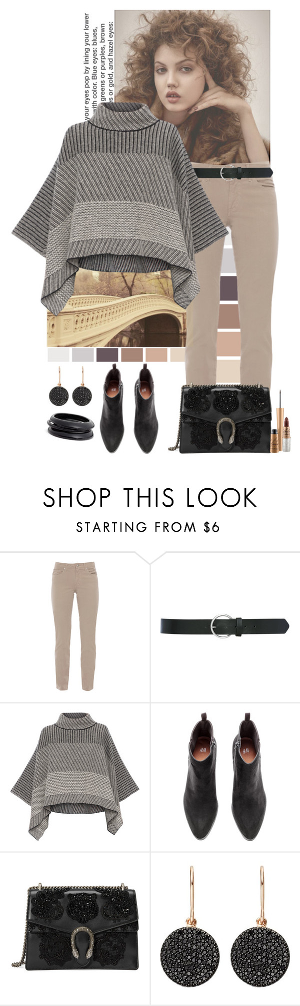 """Over  the Bridge"" by akflow ❤ liked on Polyvore featuring Fabrizio Gianni, M&Co, Piazza Sempione, Gucci, Mariah Carey, Astley Clarke and ZENZii"