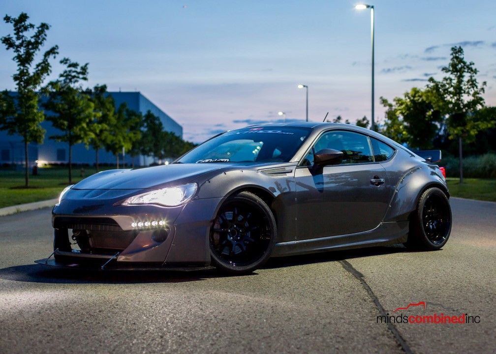 My Rocket Bunny V2 Frs Scion Fr S Forum Subaru Brz