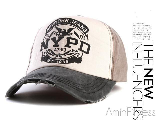 xthree NYPD CAP