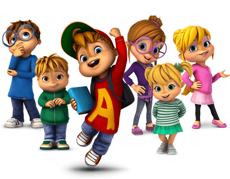 Alvinnn And The Chipmunks Is A New Alvin And The Chipmunks Television Series That Was Announced By Ross Bagd Chipmunks The Chipettes Alvin And The Chipmunks