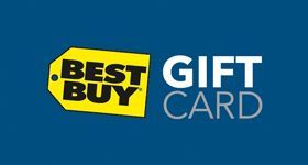 Photo of Best Buy Gift Card