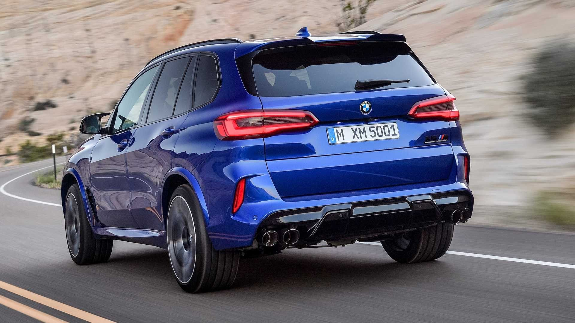 The Interior Of The 2020 Bmw X5 Will Also Continue In The Same Way