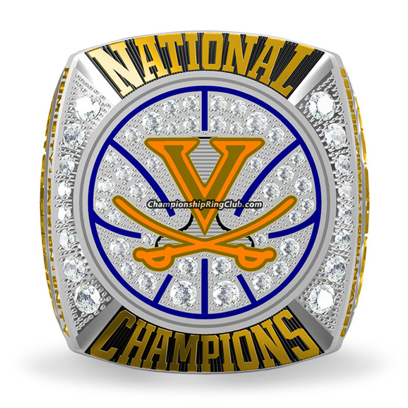 2019 Virginia Cavaliers National Championship Ring www
