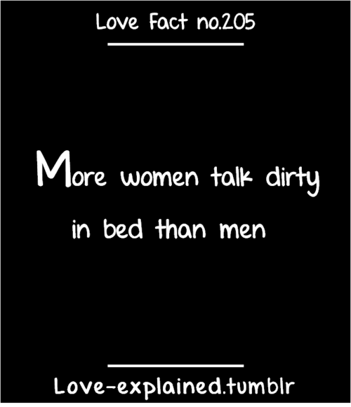 what kind of dirty talk do women like