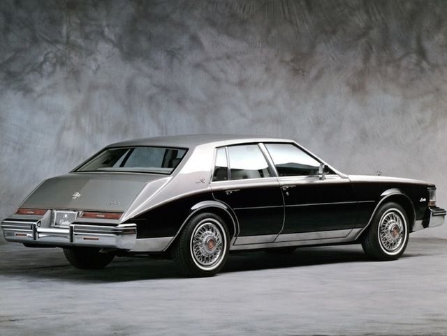 In the '80s, Cadillac becomes the first automaker to use integrated