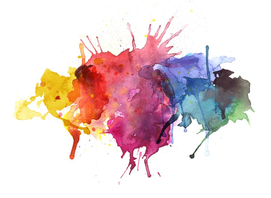 Splatter Watercolor Splash Png Watercolor Splatter Watercolor Splash