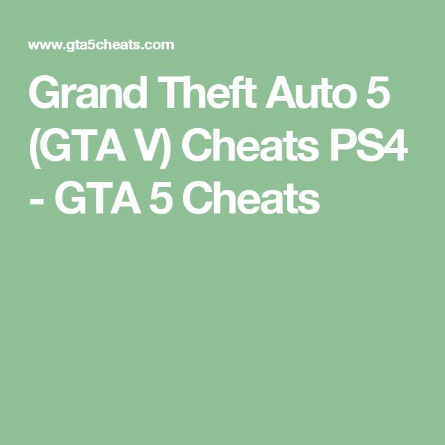 www gta5cheats