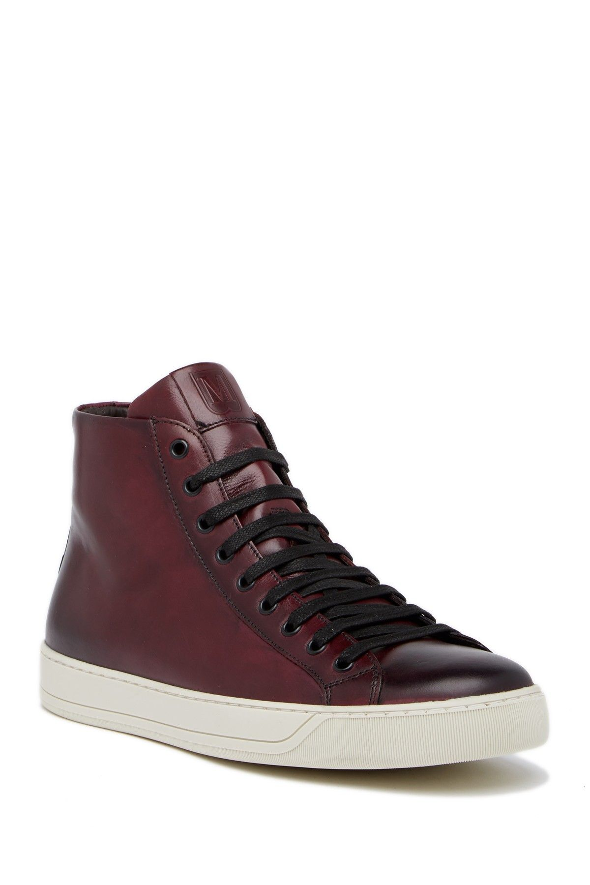 fbc6299d2f6 Wilson Leather Hi-Top Sneaker
