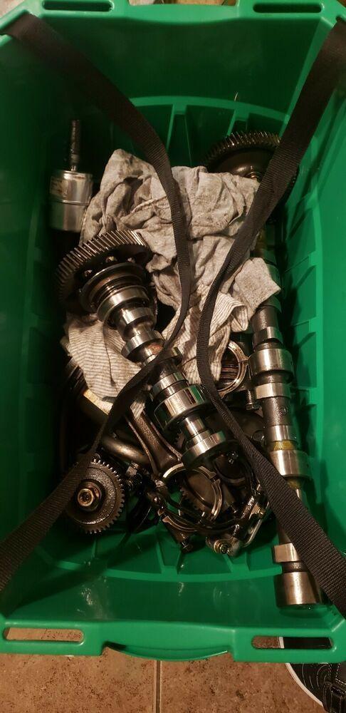 Sponsored)(eBay) Kubota V2203 DI Carrier Reefer Engine Crank