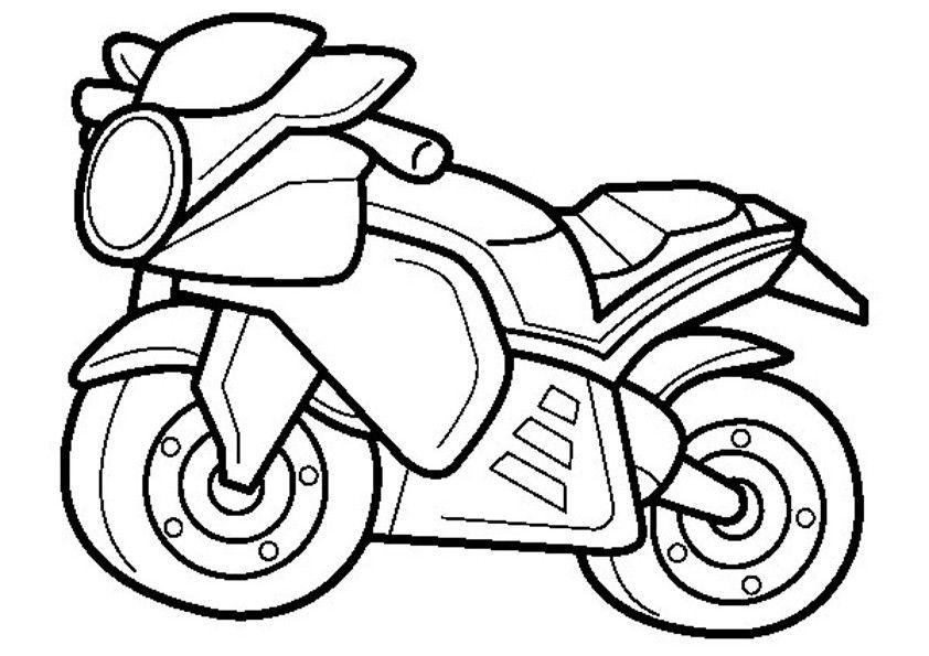 Motorrad 12 Jpg 842 595 Pixel Ausmalbilder Ausmalen Wenn Du Mal Buch