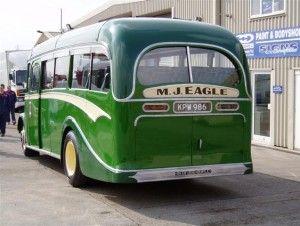 Classic Bus / Coach