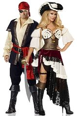 pirate costume womens mens thumbjpg 158238 - Pirate Halloween Costume For Women
