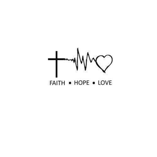 Faith Hope Love Catholic Faith Hope Love Tattoo Faith Hope Love