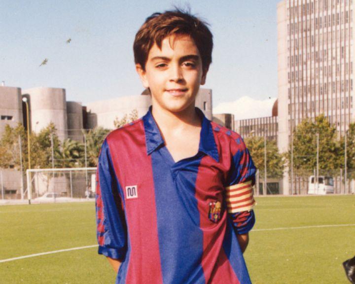 ชาบี เอร์นานเดส ตำนานห้องเครื่องของวงการฟุตบอลสเปน