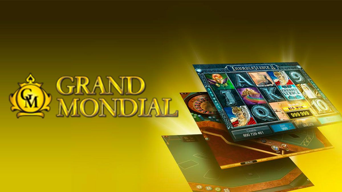 Grand Mondial Casino wants YOU to be its next instant millionaire, and as  such, it is offering you 150 exciting c… | Casino, Best online casino, Online  casino bonus