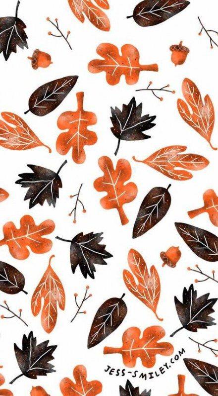47+ Trendy wallpaper iphone cute fall #fallwallpaperiphone
