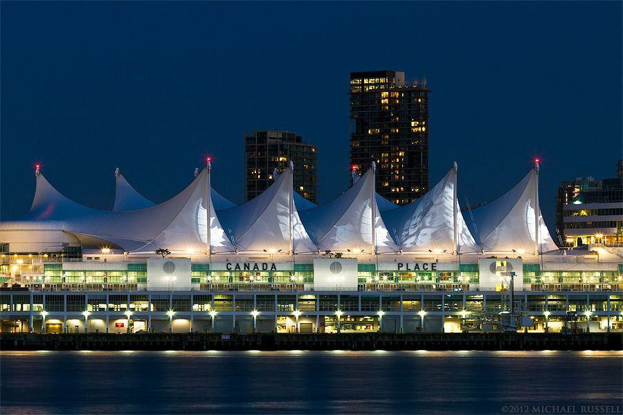 500px / Photo Canada Place by Michael Russell