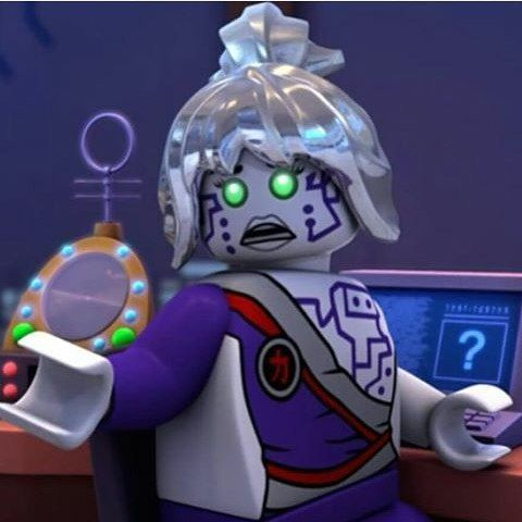 Voice Of Lord Garmadon