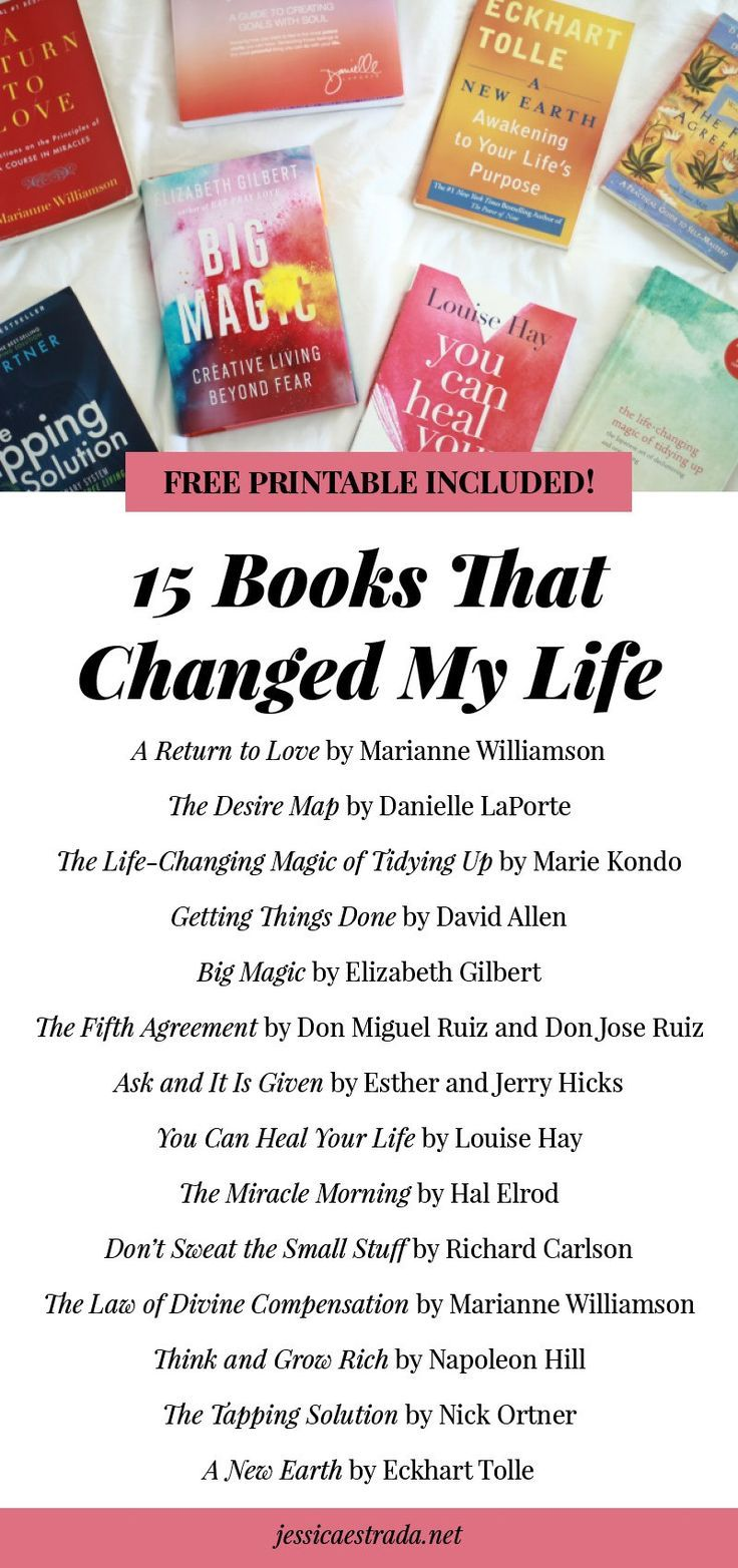 Looking for awesome personal development books to read in your 20s and  beyond? Click through to check out my top list of seriously life-changing  books.