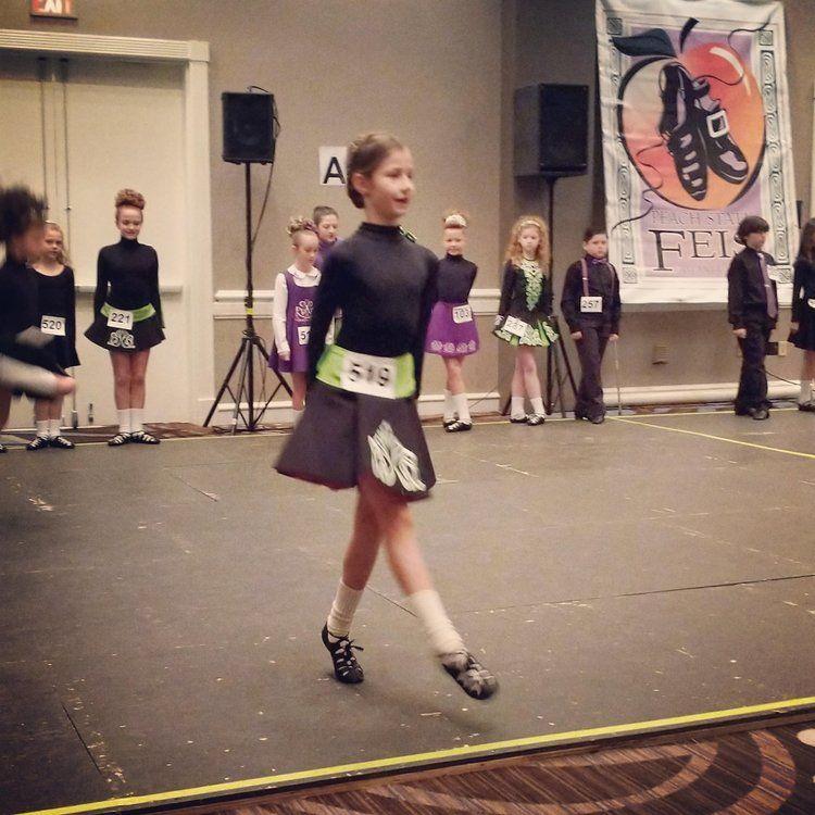 Onstage Action Irish Dance Dance