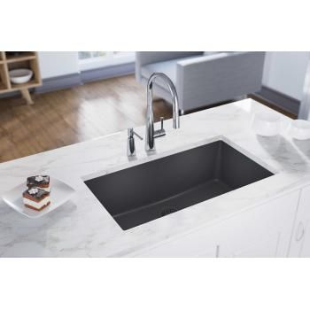 Best Elkay Elgru13322 Quartz Classic 33 Kitchen Sink Drop In 400 x 300