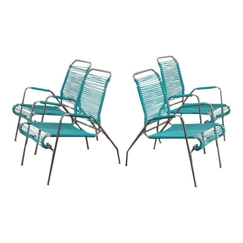 Awesome Ames Aire Patio Chairs Set Of 4 In 2019 Products Patio Gmtry Best Dining Table And Chair Ideas Images Gmtryco