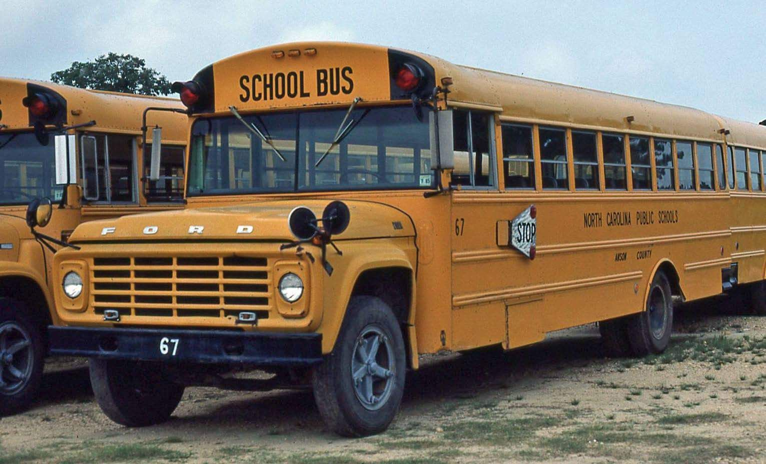Anson County Schools North Carolina Public Schools 67 1973