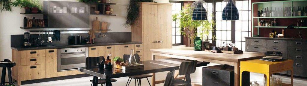 Una cucina Scavolini in stile industriale by Diesel | Cucine Moderne ...