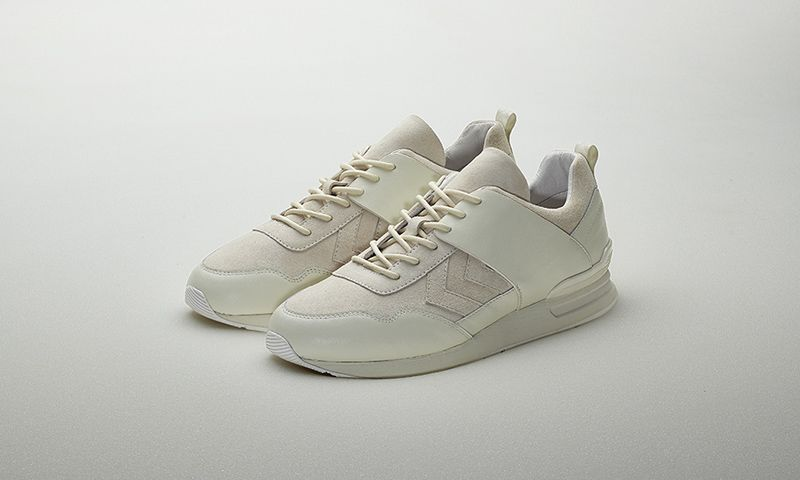 A Closer Look At Hummel Hive 8217 S Sneaker Collab With Fourtwofour On Fairfax 038 Storm Copenhagen Sneakers Casual Sneakers New Sneakers
