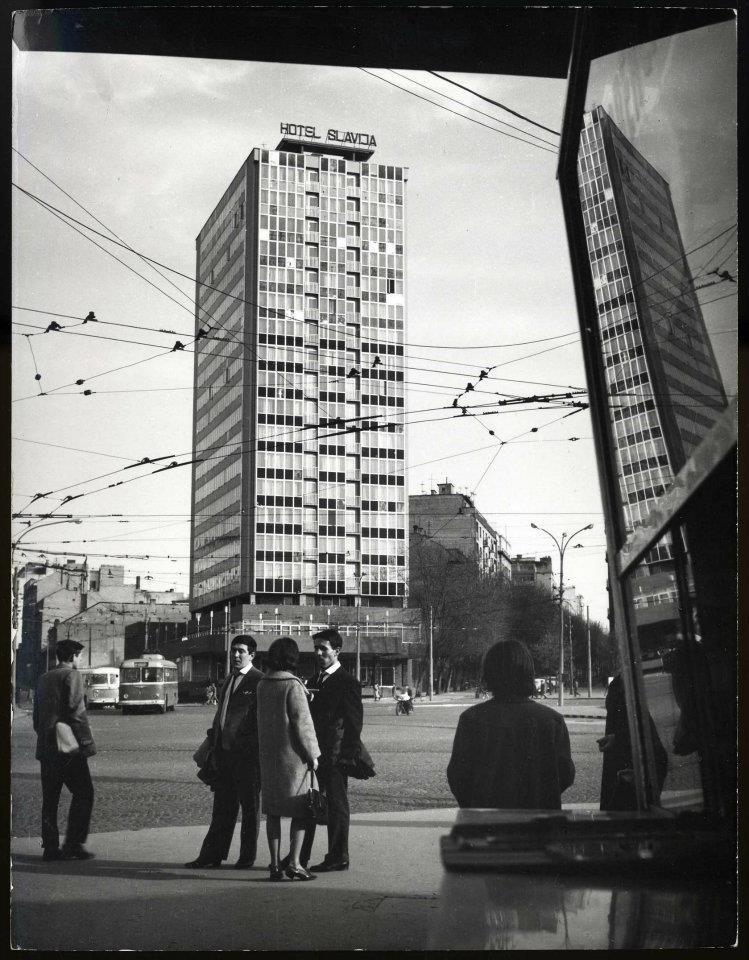 Hotel Slavija, 1965