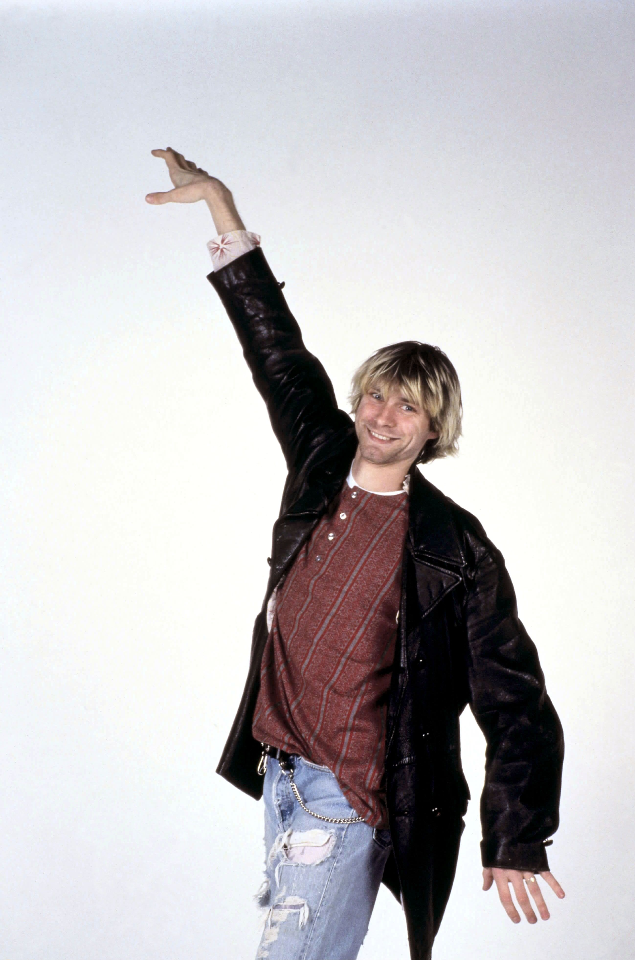 Kurt Cobain November 1992 Seattle Wa Nirvana Kurt Cobain Kurt Cobain Donald Cobain [ 3927 x 2597 Pixel ]