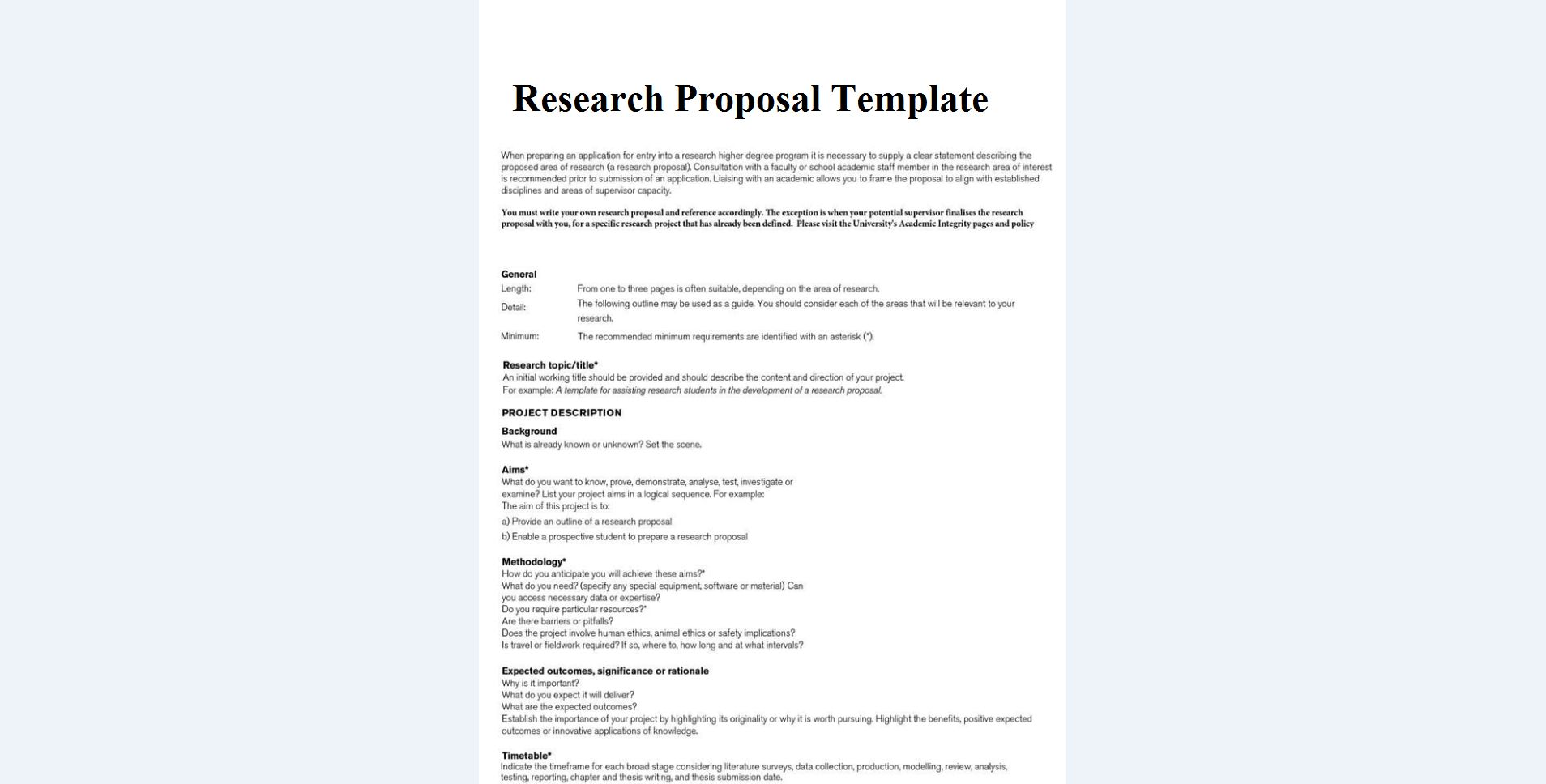How To Rite Research Grant Proposal Sample Project Abstract With Regard To Research Grant Proposal Templat Proposal Templates Research Proposal Proposal Sample